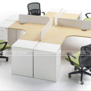 Cụm bàn văn phòng CB-HT04