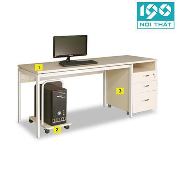 bàn văn phòng 190 bch-14 hải phòng
