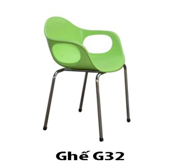 Ghế tĩnh khung thép G32 | Ghế tĩnh Hòa Phát hải phòng