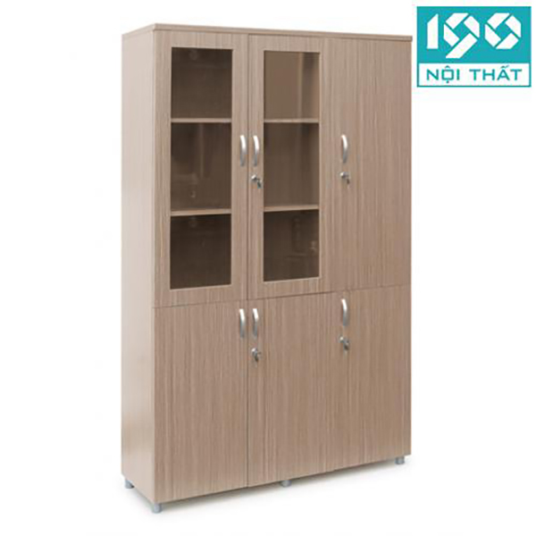 tủ gỗ văn phòng 190 tg04-k3 hải phòng