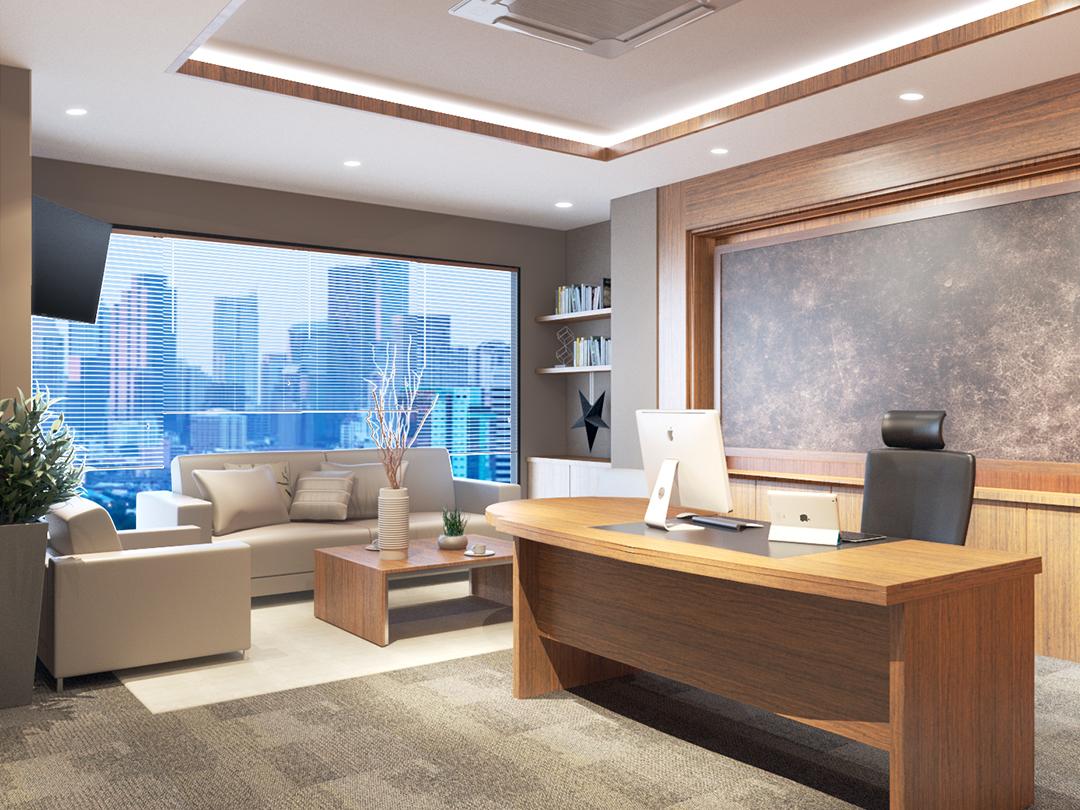 Lựa chọn đơn vị uy tín thiết kế nội thất văn phòng uy tín tại Hải Phòng
