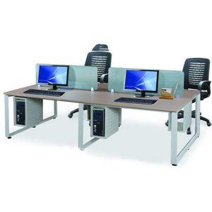 Module bàn làm việc HRMD07H1 | Bàn văn phòng Hòa Phát
