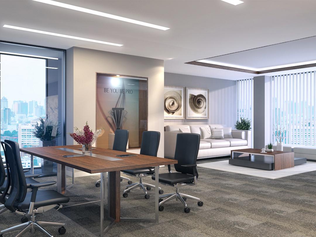Thiết kế nội thất văn phòng hải phòng 2