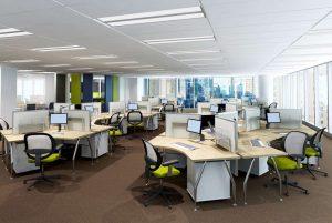 Cung cấp trọn gói nội thất văn phòng tại Hải Phòng