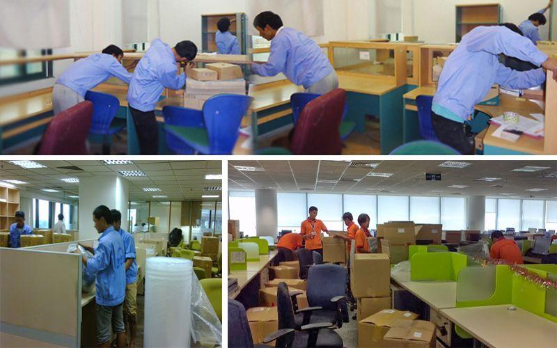 Sửa chữa bàn làm việc văn phòng tại Hải Phòng