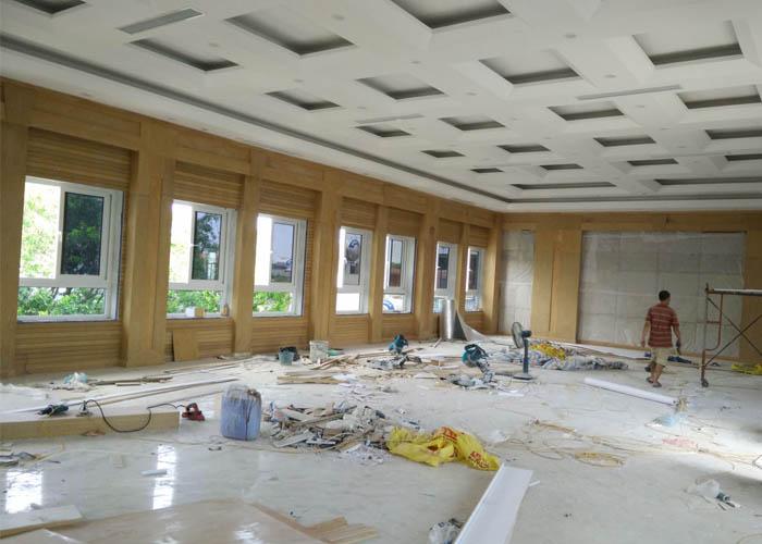 Các hạng mục sửa chữa, cải tạo văn phòng tại Hải Phòng