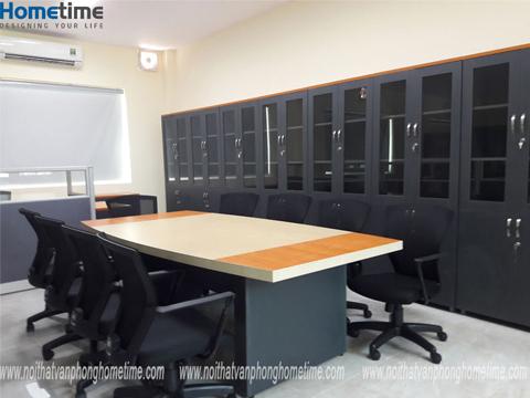 Thi công nội thất văn phòng công ty tại Hải Phòng
