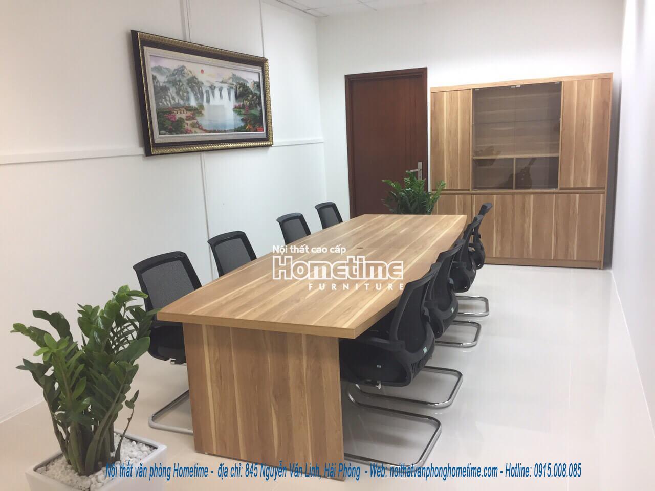 thi công nội thất văn phòng sumida Hải Phòng phòng họp