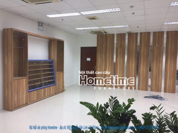thi công nội thất văn phòng sumida Hải Phòng  tủ tài liệu
