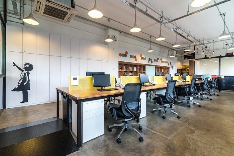 Thi công nội thất văn phòng chuyên nghiệp tại Hải Phòng