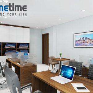 Thiết kế nội thất văn phòng công ty xăng dầu Petrolimex