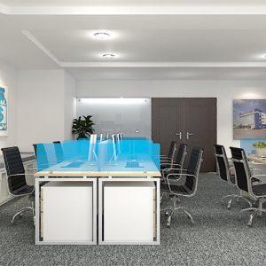 Đơn vị thiết kế nội thất văn phòng trọn gói tại Hải Phòng