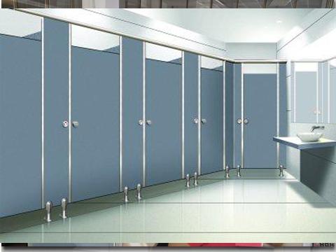 Vách ngăn compact vệ sinh Hải Phòng
