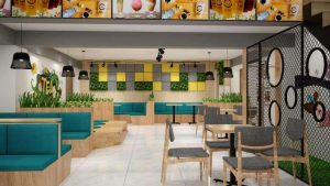 Thiết kế quán cafe đẹp tại Hải Phòng